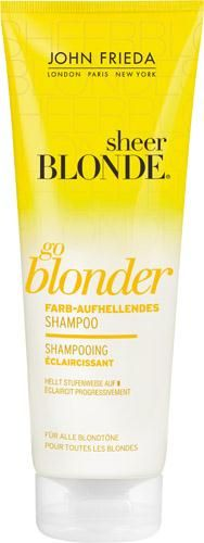 John Frieda - Sheer Blonde High Energy Blondes Mouse