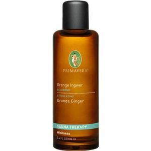 Primavera Sauna Therapy Orange Ingwer