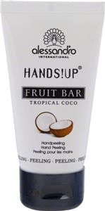 alessandro hands uo Fruit bar