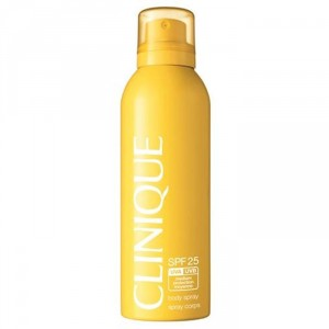 Clinique Body Spray SPF 25