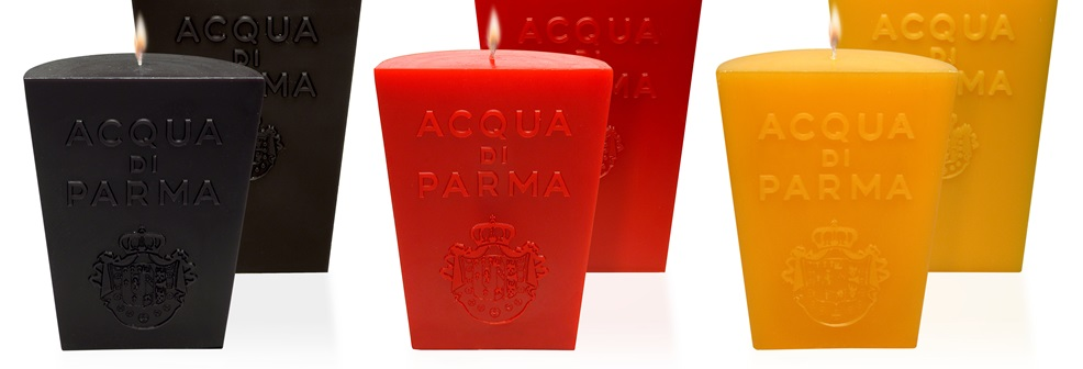 acqua di parma candles der luxus des fl chtigen parfumdreams. Black Bedroom Furniture Sets. Home Design Ideas