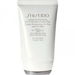 Shiseido - Schutz - Urban Environment UV Protection Cream